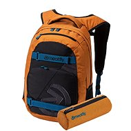 Meatfly Exile 4 Backpack, C - Mestský batoh