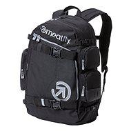 Meatfly Wanderer 5 Backpack, B - Mestský batoh