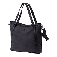 Meatfly INSANITY 4 LADIES BAG, Heather Charcoal - Handbag