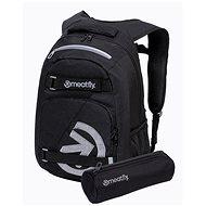 Mestský batoh Meatfly EXILE Backpack, Black