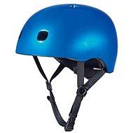 Micro LED, Dark Blue, size S (48-53cm) - Bike Helmet