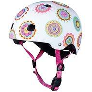 Micro LED Doodle Dot V3, size M (52-56cm) - Bike Helmet