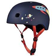 Micro LED Rocket V2 - Bike Helmet