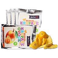 Mixit Crunchy Fruit Pocket - Mango + Physalis (5pcs) - Freeze-Dried Fruit