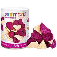 Mixit Dragon Fruit & Melon - Crunchy Fruit - Freeze-Dried Fruit