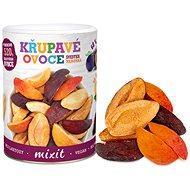Mixit Plum Apricot - Crunchy Fruit - Freeze-Dried Fruit