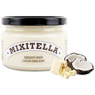 Mixitella Kokos s bielou čokoládou - Orechový krém