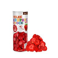 Mixit Large crispy strawberry - Freeze-Dried Fruit