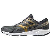 Mizuno Spark 6 sivá/čierna - Bežecké topánky