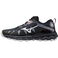 Mizuno Wave Daichi 6 čierna / modrá - Bežecké topánky