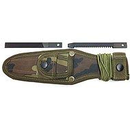 Puzdro na nôž Mikov Uton 362-4 Camouflage MNS vrátane príslušenstva - Pouzdro na nůž