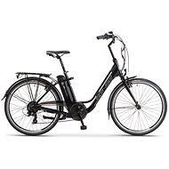 """SENSE Visio 1 26"""" čierne 10,4 Ah - Elektrický mestský bicykel"""