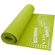 LifeFit Slimfit Plus gymnastická svetlo zelená - Podložka
