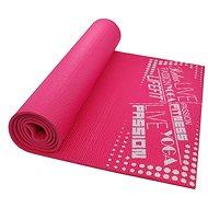 Lifefit Slimfit Plus gymnastická svetloružová - Podložka