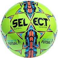 Select Futsal Master, zeleno-modrá - Futsalová lopta