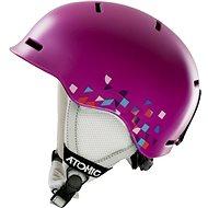 Atomic Mentor JR Pink vel. XS - Detská lyžiarska prilba