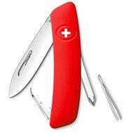 Swiza švajčiarsky vreckový nôž D02 red - Nôž
