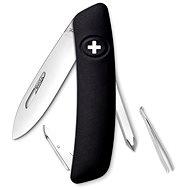 Swiza švajčiarsky vreckový nôž D02 black - Nôž