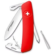 Swiza D04 red - Nôž