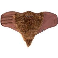 Neff Bearded facemask brown - Nákrčník