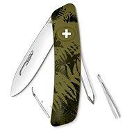 Swiza švajčiarsky vreckový nôž C02 Silva khaki - Nôž