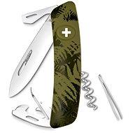 Swiza švajčiarsky vreckový nôž C03 Silva khaki - Vreckový nôž