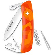 Swiza švajčiarsky vreckový nôž C03 Lucom orange - Nôž