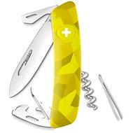 Swiza švajčiarsky vreckový nôž C03 Velor moss green - Nôž