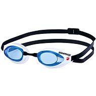 Swans Plavecké okuliare SR-71N Blue White - Plavecké okuliare