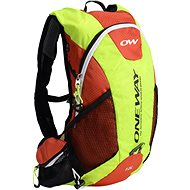 One Way Run Hydro Backpack 12 l Yell/Red - Športový batoh
