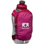 Nathan SpeedShot Plus Insulated vivacious 355ml/12oz - Športová fľaša