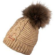 Sherpa Karen 2 beige - Zimná čiapka