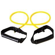 Sissel posilňovací expandér gumový, žltá - Guma na cvičenie