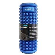 Kine-MAX Professional Massage Foam Roller – Masážny valec – Modrý - Masážny valček