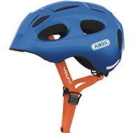 Abus Youn-I sparkling blue veľkosť M - Prilba na bicykel