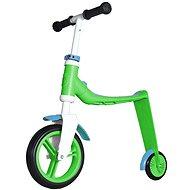 Scoot and Ride Highwaybaby zeleno-modrá - 2 v 1