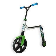 Scoot and Ride Highwaygangster zeleno-modré - Odrážadlo