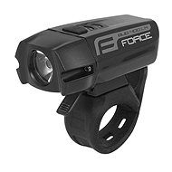 Force BUG-400 USB Black - Bicycle light