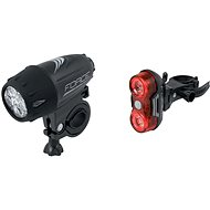 Force EYES front + rear blinkie - Bicycle light
