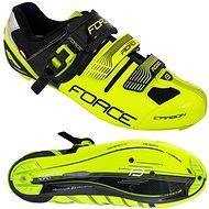 Force tretry Road Carbon, fluo-čierne 39 - Tretry