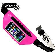 Moc Waistbag pink - Športová ľadvinka