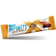 Max Sport Ininity proteín slaný karamel s arašidmi, 55 g - Proteínová tyčinka