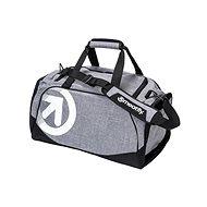 Meatfly ROCKY Duffle Bag, Heather Grey - Športová taška