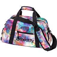 Meatfly MAVIS Duffle Bag, Universe Color - Sports Bag