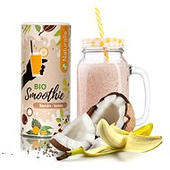 Naturalis Banán + Kokos BIO 180 g