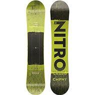 Nitro Prime Toxic Wide - Snowboard