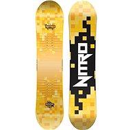 Nitro Ripper Kids vel. 116 cm - Snowboard