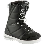 Nitro Flora TLS Black - Topánky na snowboard