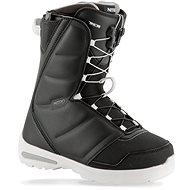 Nitro Flora TLS Black veľ. 39 1/3 EU/255 mm - Topánky na snowboard