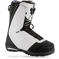 Nitro Vagabond TLS Black - White veľ. 42 2/3 EU/280 mm - Topánky na snowboard